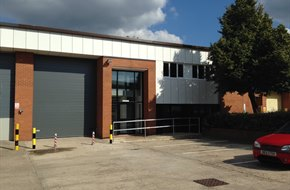 Unit 6, St George's Industrial Estate, Richmond Road, Kingston upon Thames, KT2 5BQ