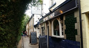 The Idle Hour, 62 Railway Side, Barnes, SW13 0PQ