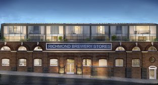 The Brewery Stores, 18 Petersham Road, Richmond, TW10 6UW