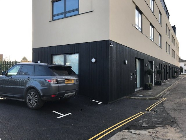 Ground Floor Office, Argyle House, Dee Road, Richmond upon Thames, TW9 2JN