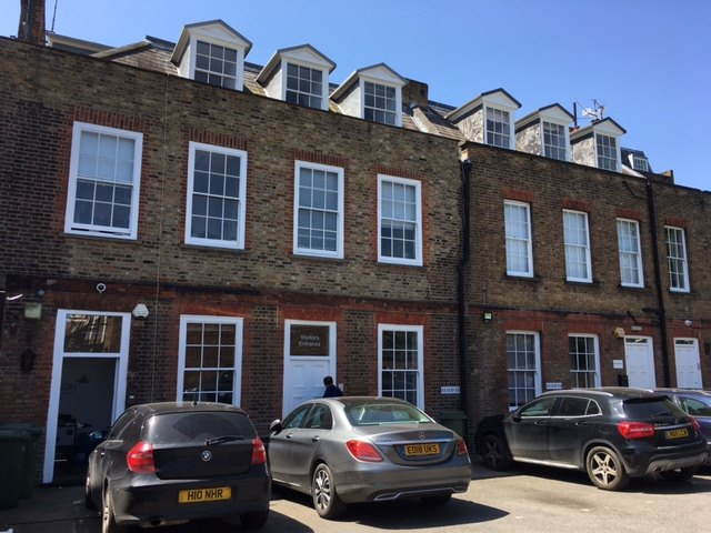 Top Floor, Paragon House, Holbrooke Place, 28-32 Hill Rise, Richmond upon Thames, TW10 6UD