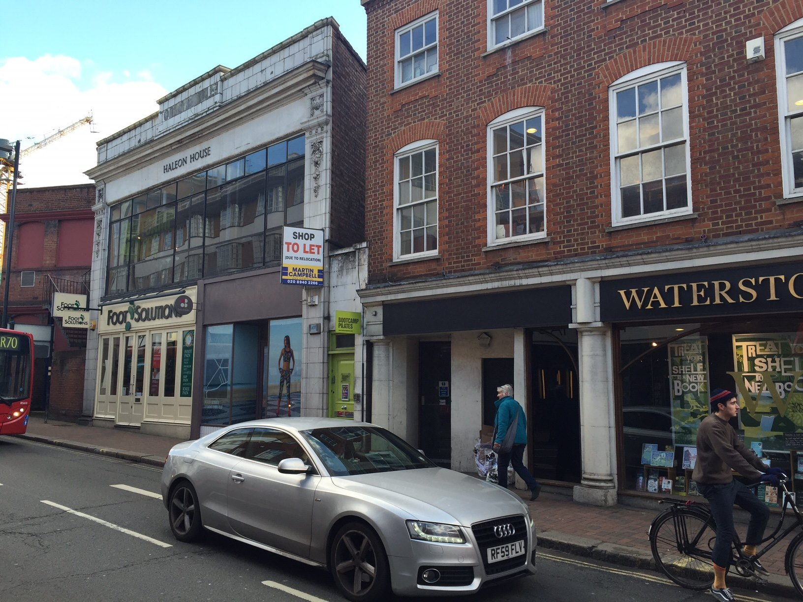 4 Red Lion Street, Richmond upon Thames, TW9 1RW