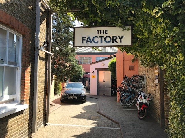 Unit 8, The Factory, 2 Acre Road, Kingston upon Thames, KT2 6EF