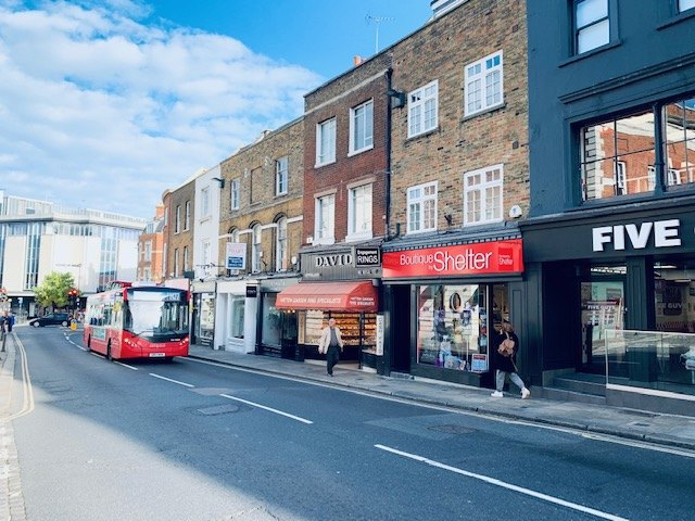 18 Hill Street, Richmond upon Thames, TW9 1TN