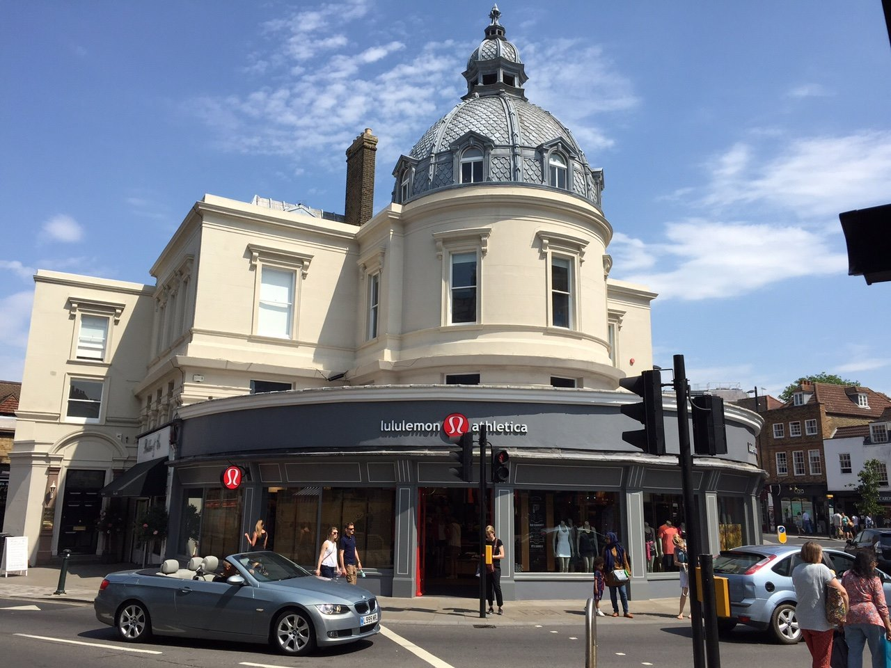Dome Buildings - 3rd Floor, The Quadrant, Richmond upon Thames, TW9 1BP
