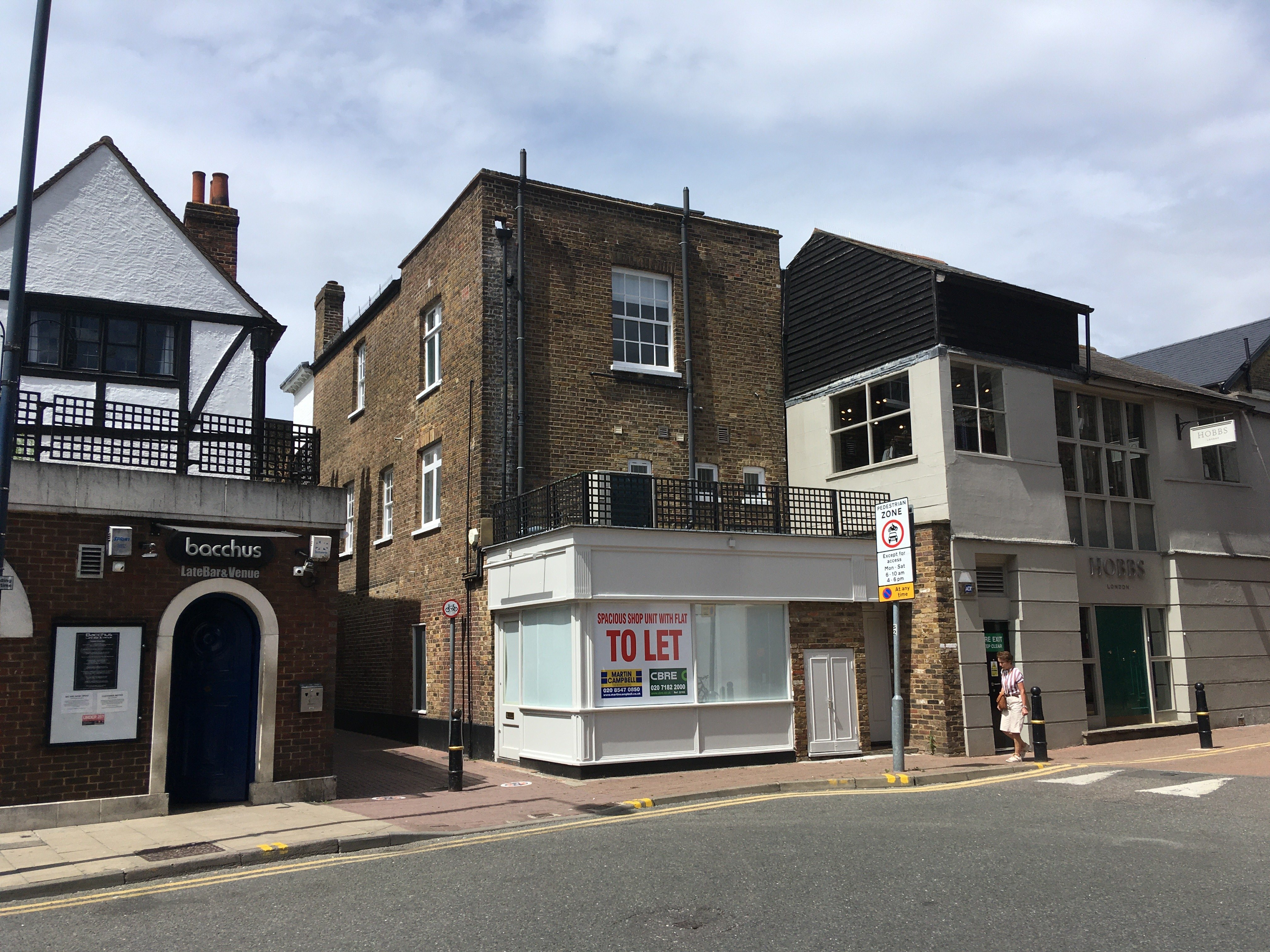 1st Floor Office, 21 Union Street, Kingston upon Thames, KT1 1RP
